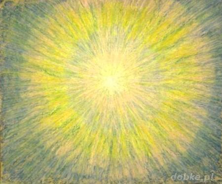 Mandala Rozbłysk Świadomości