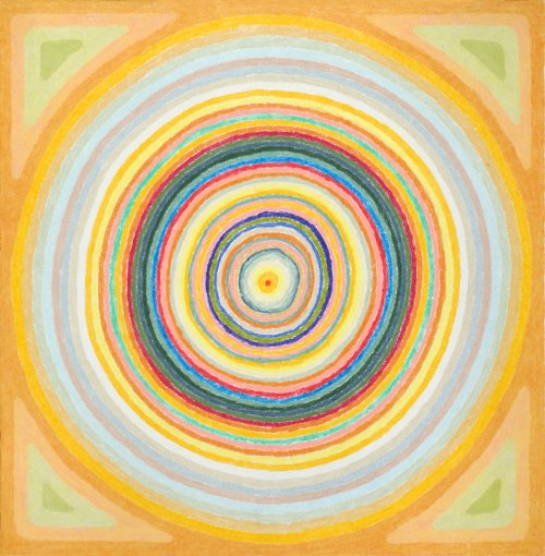 Mandala Radka - Ugruntowanie